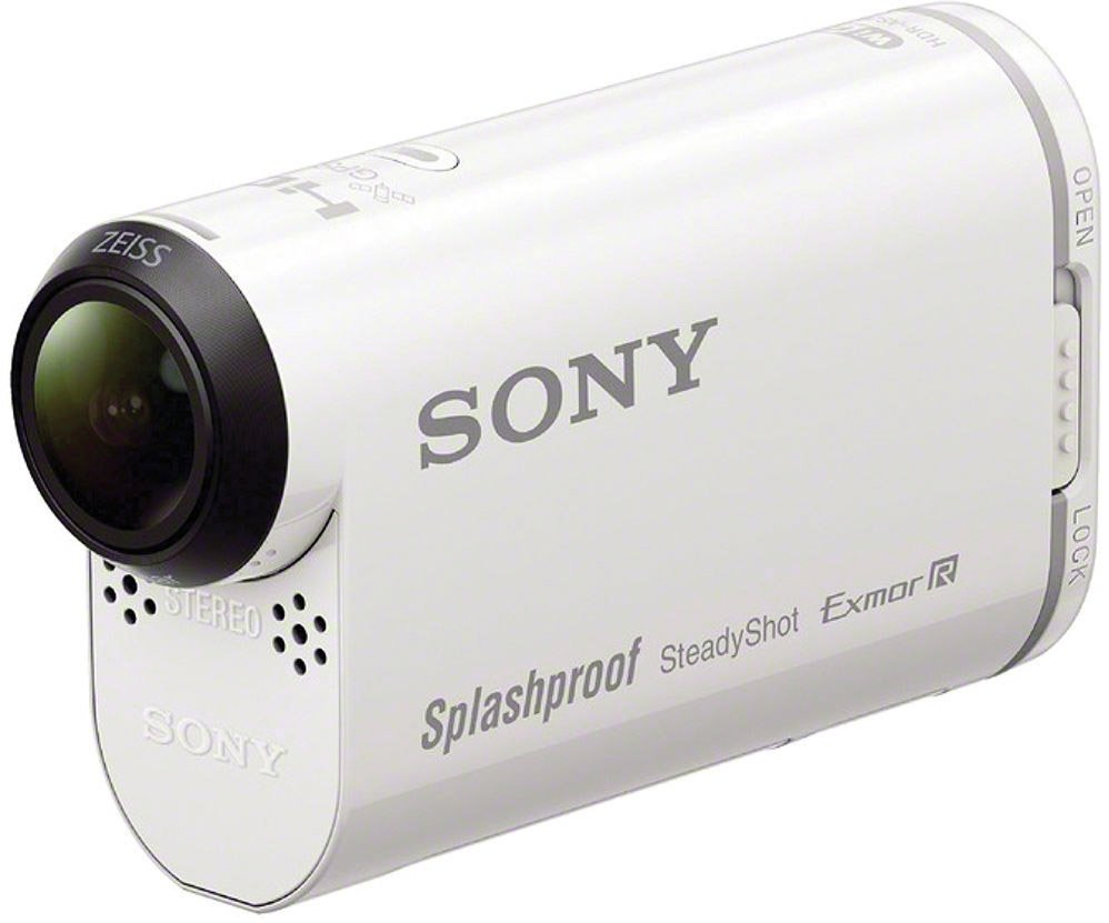 Экшн-камера Sony HDR-AS200VB