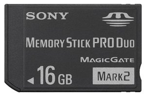 ����� ������ Sony Memory Stick Pro Duo 16 GB MSMT16GN