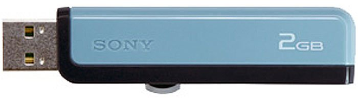 USB-флэш накопитель Sony Micro Vault Ultra Mini 2Gb (USM2GJUM)