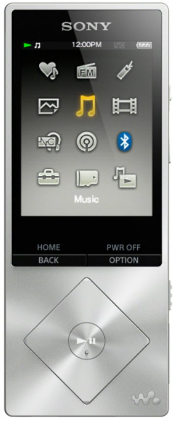 MP3 плеер Sony NW-A26HN 32Gb