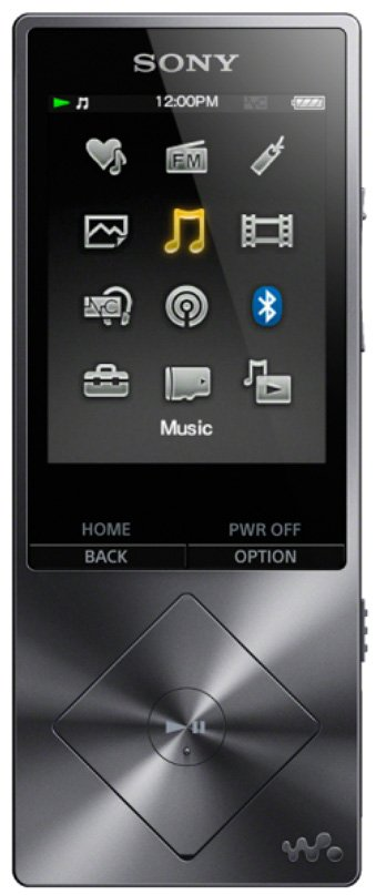 MP3 плеер Sony NW-A27HN 64Gb