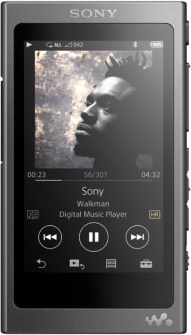 Hi-Fi плеер Sony NW-A35HN 16Gb фото