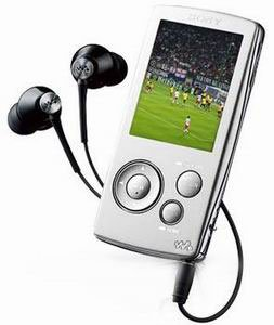 Flash - плеер Sony Walkman NW-A808W