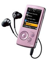 Flash - плеер Sony Walkman NWZ-A818P
