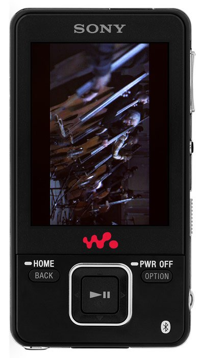 Flash - плеер Sony Walkman NWZ-A826B