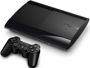 ������� ������� (���������) Sony PlayStation 3 Super Slim Charcoal Black 500GB