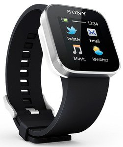 Смарт-часы Sony SmartWatch