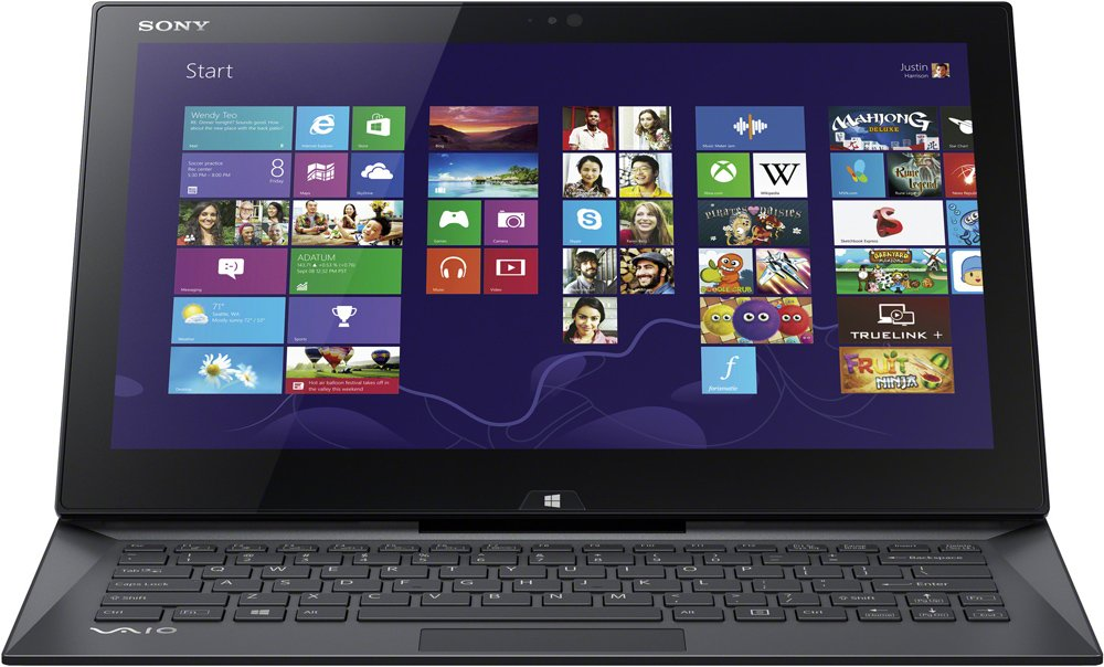 �������-����������� Sony VAIO Duo 13 SVD1321G4RB