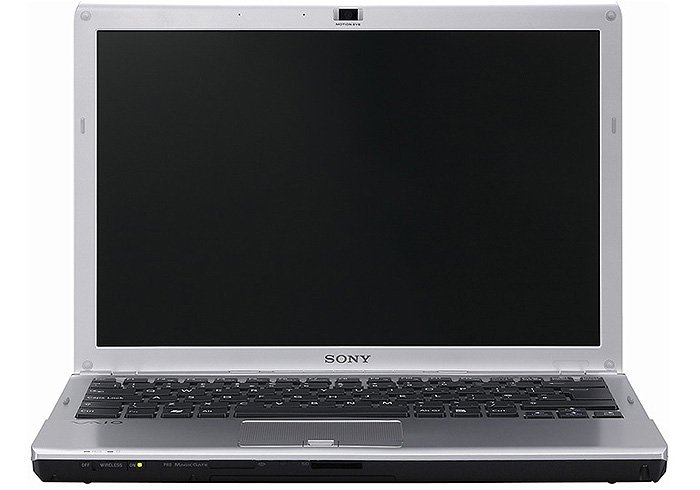 Ноутбук Sony VAIO VGN-SR4MR/S