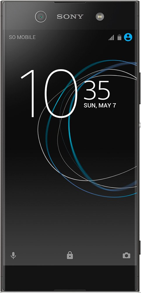 Мобильный телефон Sony Xperia XA1 Ultra Dual (32Gb) Black