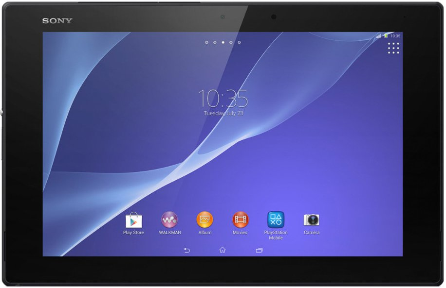 Планшет Sony Xperia Z2 Tablet 16GB Black (SGP511RUB)