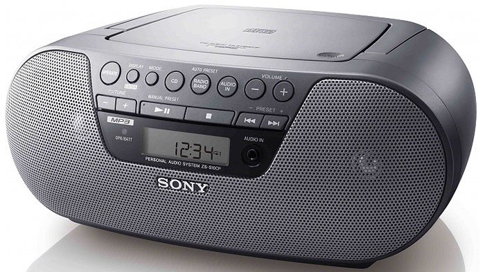 ��������������� Sony ZS-S10CP