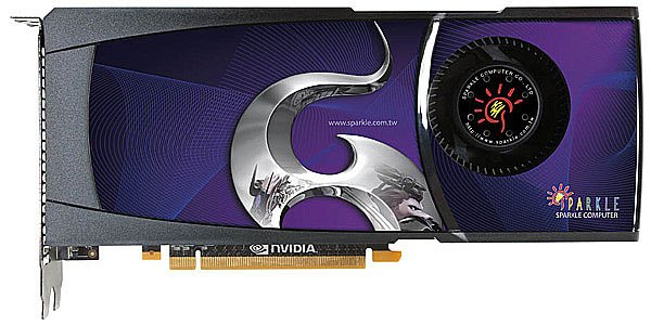 Видеокарта Sparkle SXX4701280D5-NM GeForce GTX470 1280Mb GDDR5 320bit