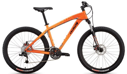 Велосипед Specialized P.1 All Mountain Disc (2009)
