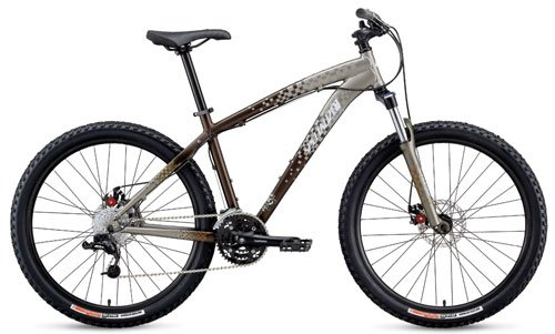 ��������� Specialized P.2 All Mountain (2009)