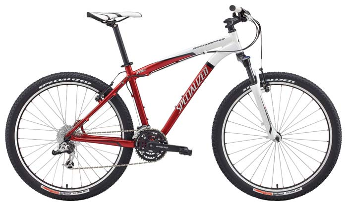 Велосипед Specialized Rockhopper (2010)