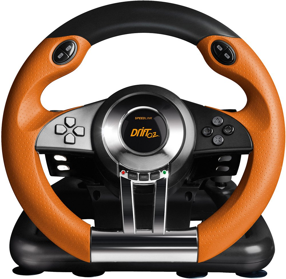 Руль Speedlink DRIFT O.Z. Racing Wheel фото