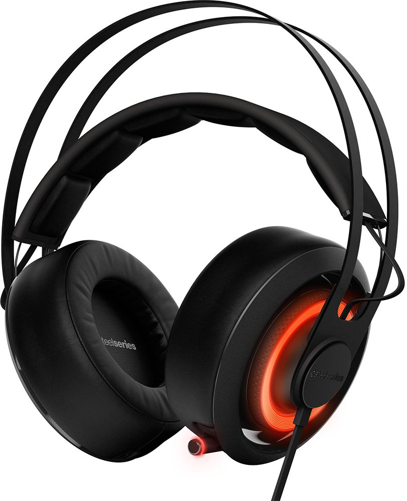 Гарнитура SteelSeries Siberia 650 фото
