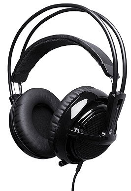 Гарнитура SteelSeries Siberia V2 Full-size Headset black