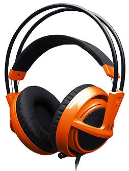 Гарнитура SteelSeries Siberia V2 Full-size Headset orange