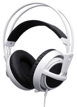 Гарнитура SteelSeries Siberia V2 Full-size Headset white