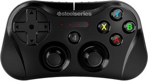 ������� SteelSeries Stratus Wireless Gaming Controller Black (69016)