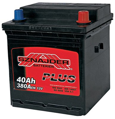 Аккумулятор Sznajder Plus Japan 45 JL (45Ah)