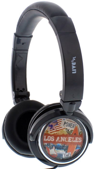 Наушники T'nB Live'n Los Angeles Headphones (CSLIVELA)