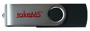 USB-флэш накопитель takeMS MEM-Drive Mini Rubber 4Gb