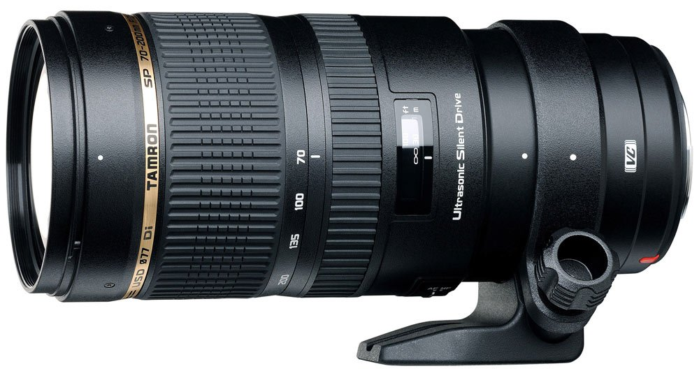 Объектив Tamron SP 70-200mm F/2.8 Di USD Sony A