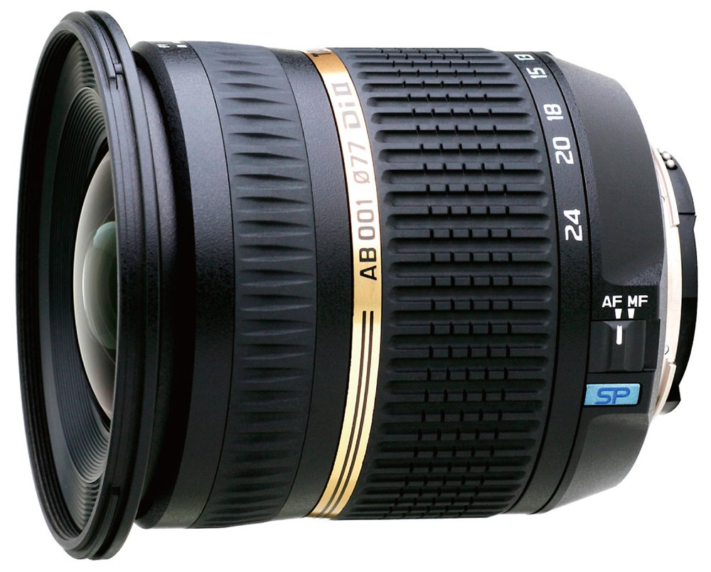 �������� Tamron SP AF10-24mm F/3.5-4.5 Di II LD Aspherical (IF) Canon EF-S