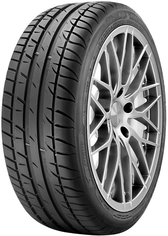 Летняя шина Taurus High Performance 205/50R17 93W фото