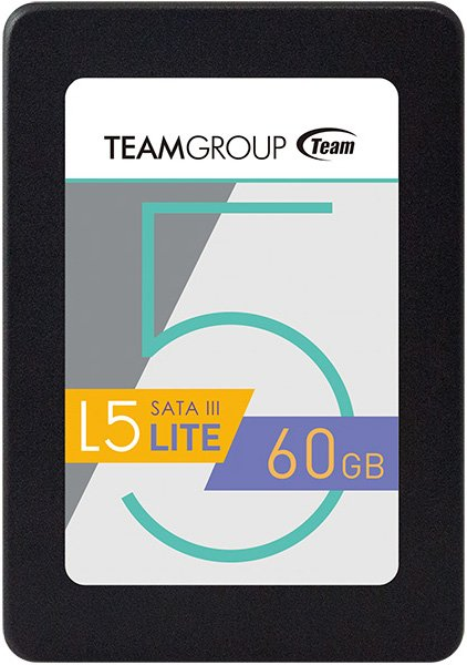 Жесткий диск SSD Team L5 Lite (T2535T060G0C101) 60GB