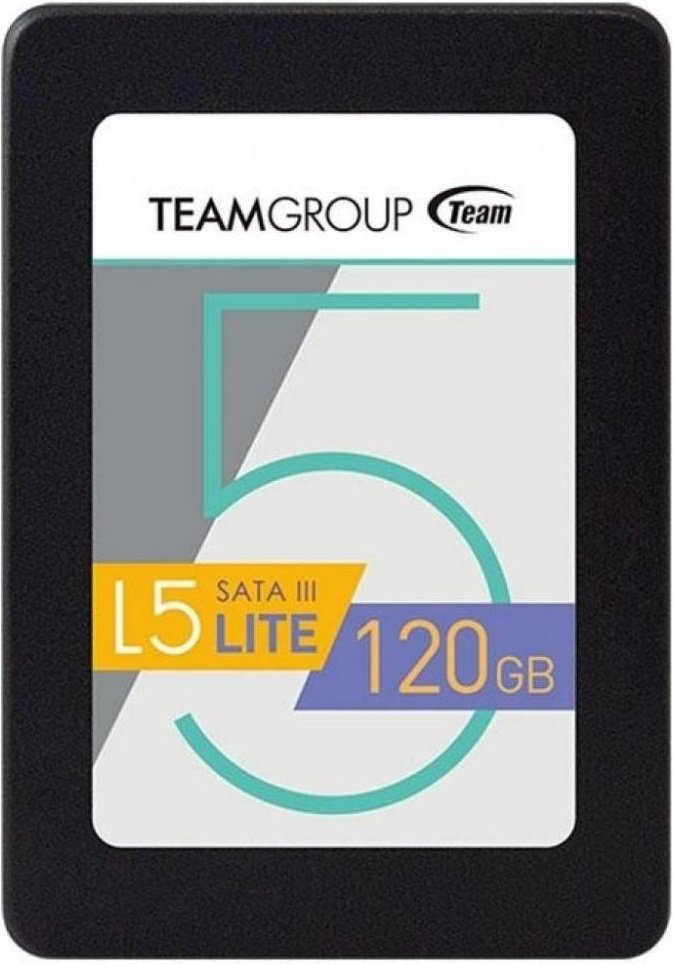 Жесткий диск SSD Team L5 Lite (T2535T120G0C101) 120Gb фото