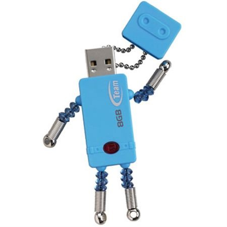 USB-���� ���������� Team T-BOT 8Gb