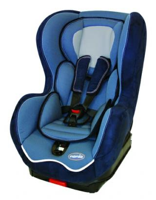 Автокресло Team-Tex Nania COSMO SP LUXE ISOFIX