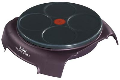 Блинница Tefal Crep'party compact PY3002