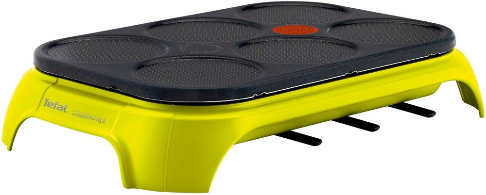 Блинница Tefal Crep'party compact PY5593