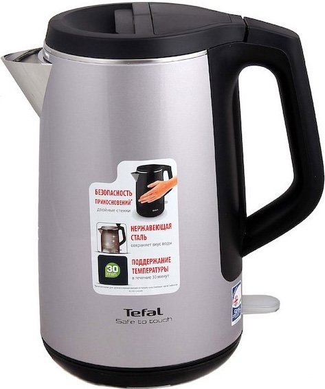 Чайник Tefal Safe to touch KO371H30