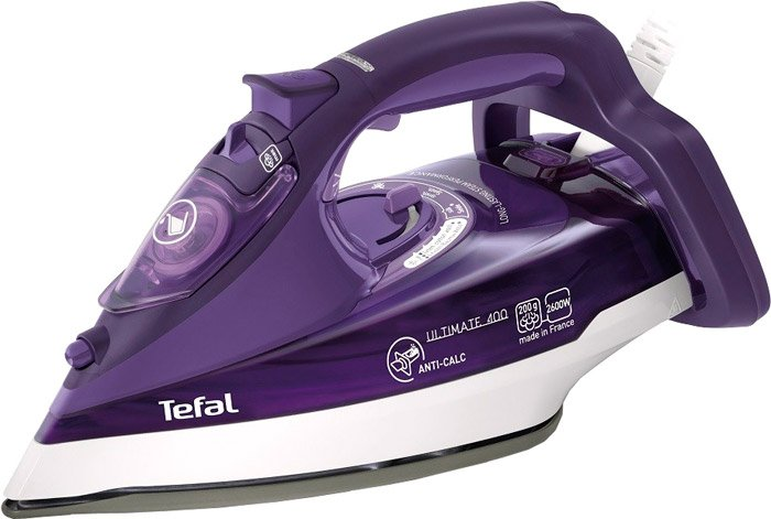 Утюг Tefal Ultimate Anti-Calc FV9640
