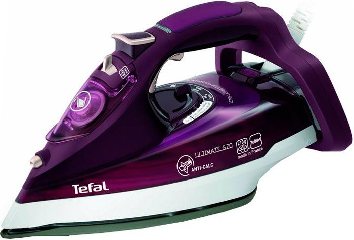 Утюг Tefal Ultimate Anti-Calc FV9657