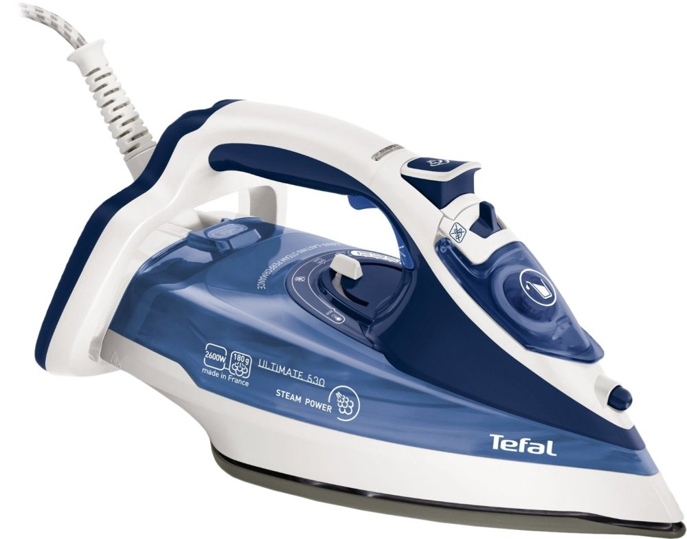 Утюг Tefal Ultimate Steam Power FV9606