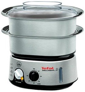 Пароварка Tefal VC1017 Simply Invent