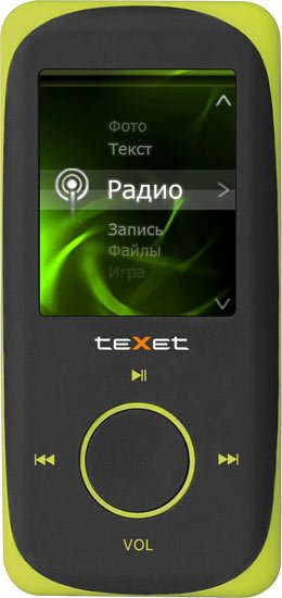 Flash ����� TeXet T-189