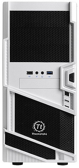Корпус для компьютера Thermaltake Commander MS-I Snow Edition (VN40006W2N)