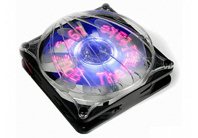 Вентилятор Thermaltake Cyclo 12cm Logo Fan (A2460)