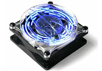 Вентилятор Thermaltake Cyclo 8cm Blue Pattern Fan (A2453)