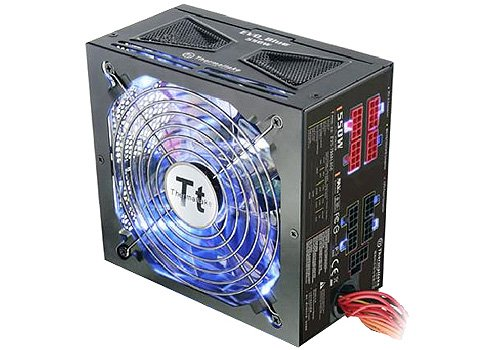 Блок питания Thermaltake EVO_Blue 550W (W0306)