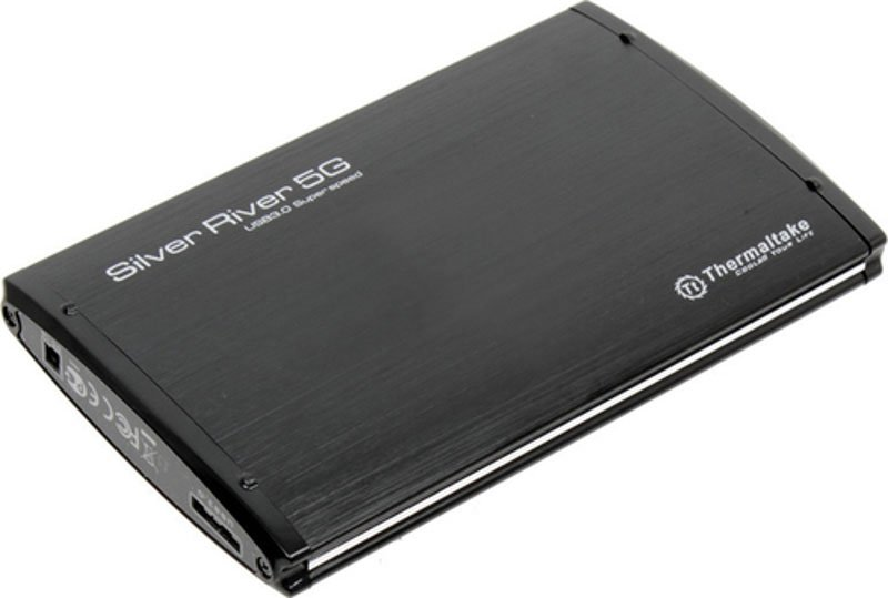 Бокс для HDD Thermaltake Silver River 5G (ST0024Z)