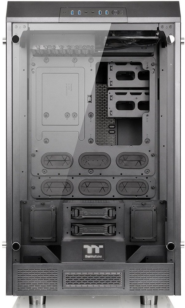 Корпус для компьютера Thermaltake The Tower 900 (CA-1H1-00F1WN-00) фото